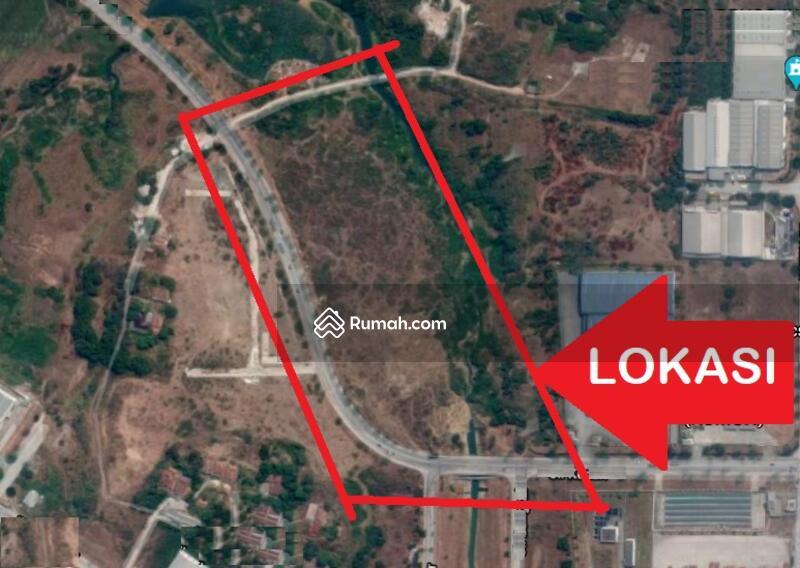 Tanah Industri Delta Silicon, Cicau, Lippo Cikarang, 6 Hektar #98641339