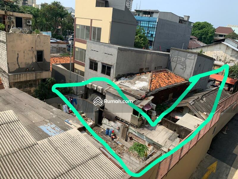 Dijual Banting Harga tanah komersi di mangga dua setengah harga appraisal #98642633