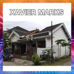 Rumah Luas Posisi Pojok di Row Jalan Utama Perumahan.