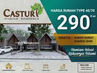 Dijual - Casturi Syariah Residence