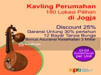 Dijual - Bayar Kapling Murah Jl. Kaliurang KM 13 12 X Angsur Non Bunga