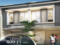 Dijual - Rumah Minimalis 2 lantai Strategis Nginden Barata jaya, Tengah  Kota Surabaya dekat UNTAG, UBAYA