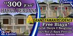 Grand Taman Residence Free biaya2 cuma 300 jt an
