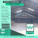 Dijual/Disewakan Pabrik Mebel Aktif di Sukorejo Pandaan Pasuruan