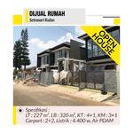 Rumah baru daerah Setra Sari Bandung