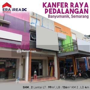Dijual - Ruko Banyumanik Kanfer Semarang