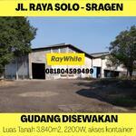 Studio Warehouse Kebakkramat, Karanganyar, Jawa Tengah
