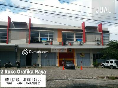 Dijual - Ruko grafika raya, Banyumanik, Semarang
