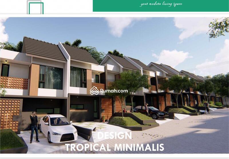 Rumah 2 Lantai Exclusive Cimanggis Depok Akses 2 Pintu Tol Promo Gratis Biaya Biaya #98853547