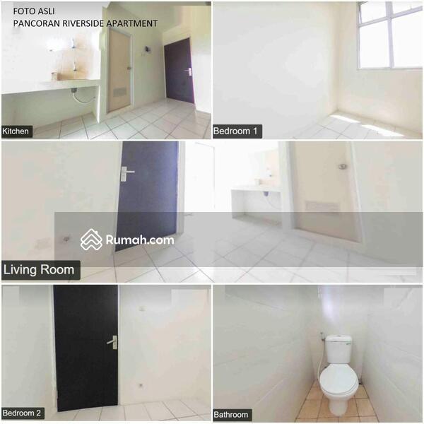 BR, lantai <15, luas 43m2Apartement Pancoran Riverside 2, Murah, Unfurnished #98904081