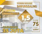 Town house Sawunggaling