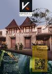 Desain rumah elegant bernuansa Bali modern & mewah Lokasi super strategis antara tol Krukut & brigif