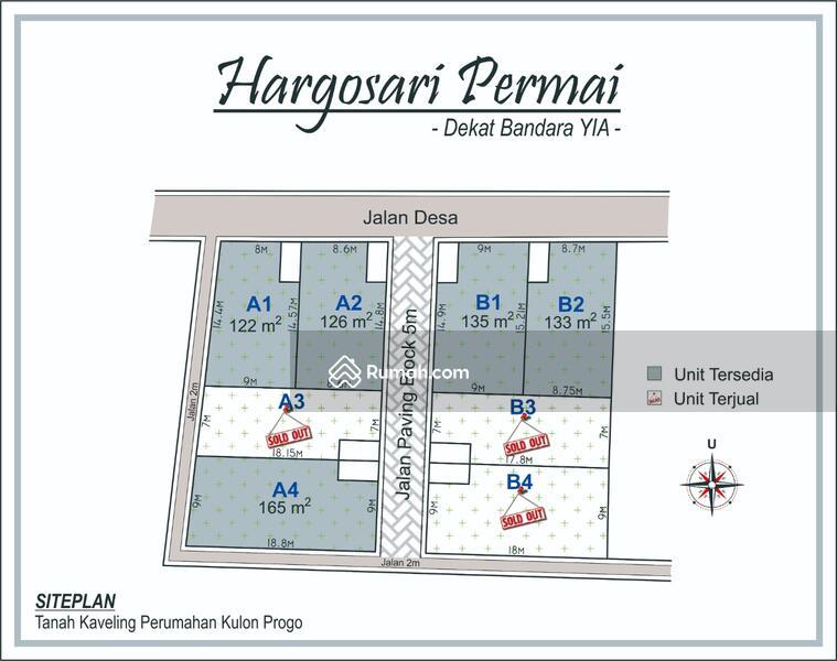 Tanah Kapling Murah, Cocok Untuk Hunian, Cicil 12x Tanpa Bunga #98935723