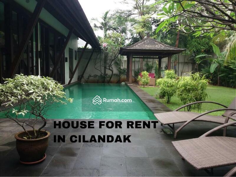 For Rent Beautiful and Spacious House in Cilandak Bawah #98953797