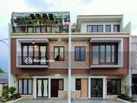 Dijual - Cluster Pertama Di Jatiasih Dengan Konsep Aprtemen Home, 3 Lantai, Smart&Privet Home