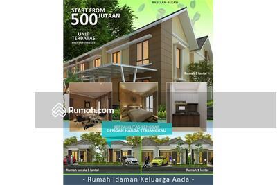Dijual - Dijual rumah di Bekasi Utara cluster Raudhatul Jannah