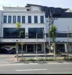 Dijual/Disewa Ruko Besar 4 Lantai di Jl Hr Muhammad