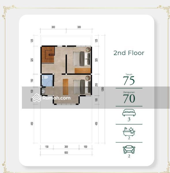 Rumah di Depok Berkonsep Green Building dengan Harga 700 Jutaan, SmartHome For smart People #99092859