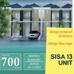 Cluster murah 2 Lantai di Bintaro sedang Diskon harga termurah di Bintaro