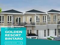 Dijual - Golden Resort Bintaro Hunian Exlusive Akses Mudah, Dekat Dengan Mall, Toll & Stasiun