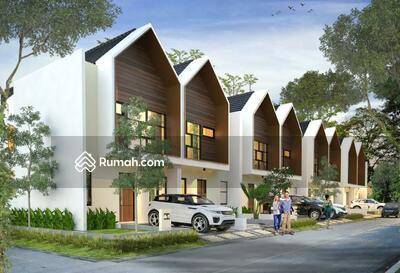 Dijual - Rumah Villa Murah di Puncak Cianjur Udara Sejuk View Kebun Teh dan Gunung Gede Pangrango