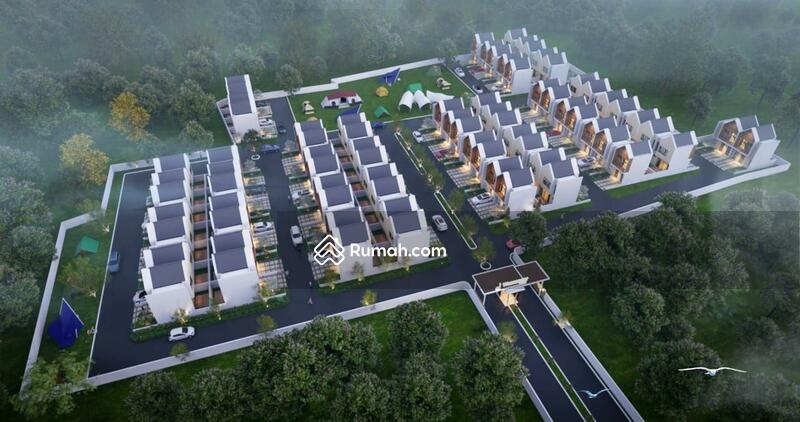 Rumah Villa Murah di Puncak Cianjur Udara Sejuk View Kebun Teh dan Gunung Gede Pangrango #99138037