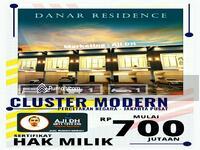Dijual - Rumah Murah Minimalis Modern Strategis Cluster Percetakan Negara V Rawasari Jakpus