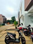 Rumah mewah dua lantai 1km tol Andara dan MRT fatmawati