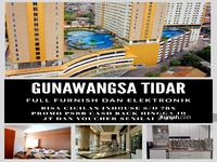 Dijual - Gunawangsa Tidar superblock apartemen tengah kota hanya 10 menit dr TP