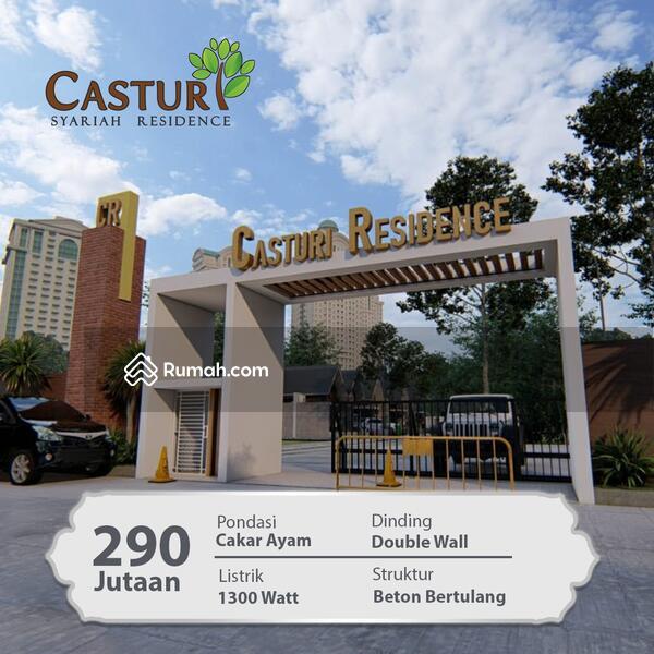 Perumahan Casturi Residence Syariah #101737943