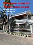 Welcome Investor Murah Hanya 12M Rumah Kahuripan Pusat Kota Surabaya Siap Huni