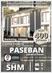 Rumah Murah Cluster Di Paseban, Salemba Jakarta Pusat. Harga Apartemen