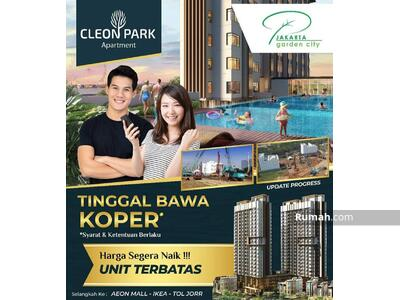 Dijual - Apartemen Dijual di Jakarta Timur Cleon Park Apartemen Jakarta Garden City/JGC