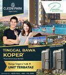 Apartemen Dijual di Jakarta Timur Cleon Park Apartemen Jakarta Garden City/JGC