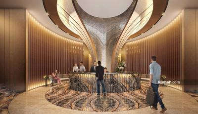 Dijual - Grand Residences Tower Autumn Four Seasons Jakarta very limited units with early bird prices