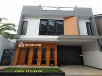 Dijual - Rumah 2 Lantai Lebak Bulus Pinggir Jalan Raya Free Biaya 5 Menit ke MRT