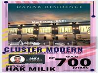 Dijual - Dijual Rumah Murah Baru 2 Lantai di Percetakan Negara, Rawasari , Jakarta Pusat