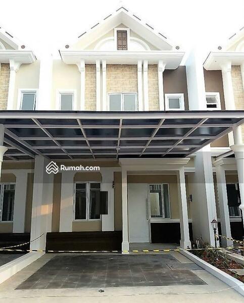 Rumah langka samping penghijauan 2 lantai 6x15 90m Type 3+1 Cluster Thames JGC Jakarta Garden City #99600897