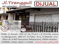 Dijual - DIJUAL Rumah di Jl. Trengguli (MT. Haryono) Semarang