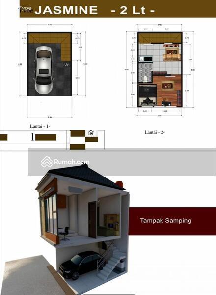 Dijual Rumah dalam Cluster Murah di Utan Kayu Strategis #99676381
