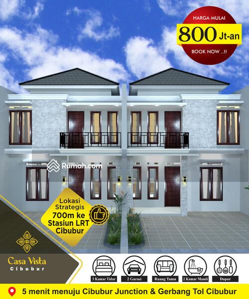 Rumah di Cibubur, 5 menit menuju Stasiun LRT Cibubur & Gerbang Tol Cibubur #102485185