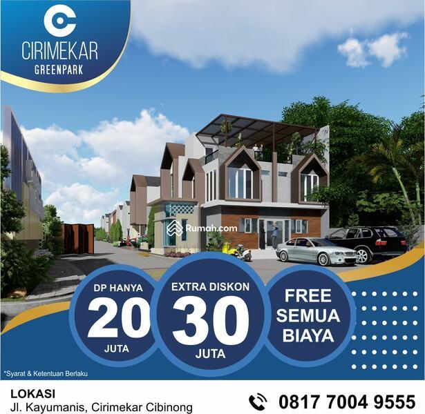 Cirimekar Green Park - Dewi (Dp 20jt, Free Semua Biaya + Extra Diskon) #99719267