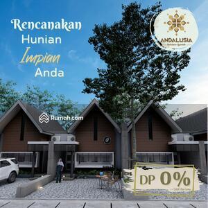 Dijual - ANDALUSIA RESIDENCE PERUMAHAN MURAH DP 0%
