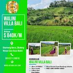 Tanah Bandung Pemandangan Seperti Ubud Bali