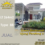 Rumah Green Boulevard, Pontianak, Kalimantan Barat