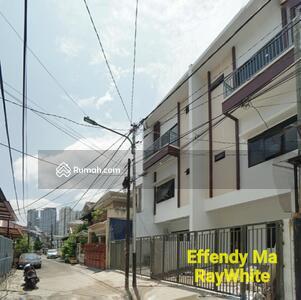 Dijual - Dijual Rumah Baru Minimalis Daerah Tomang - Jakarta Barat