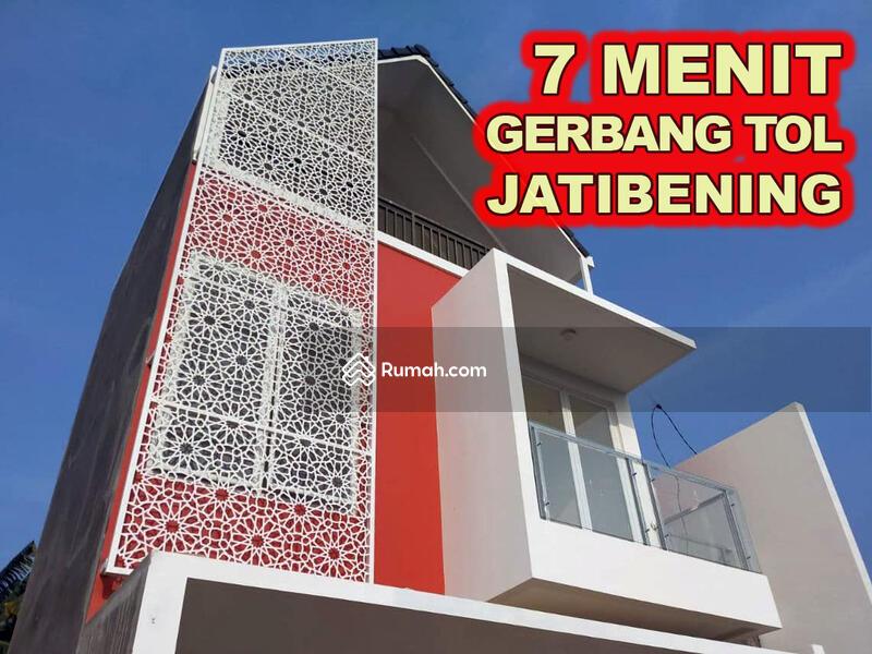 Rumah Cluster Eksklusif Jatibening, Hanya 1 Menit Ke Jalan Raya #107476469