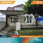 Rumah Villa Puncak Tidar Malang