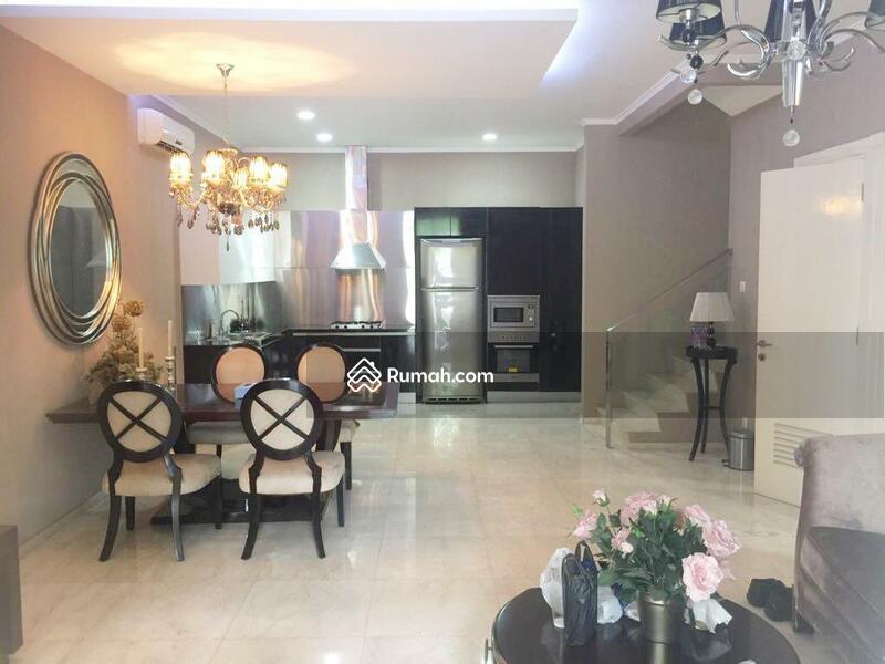 Jual Cepat Town House Senayan Golf Res 7,5M Nett Furnished Jarang Ada #99890009
