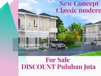 Dijual - Adipati Residence Ciputat, 2 Lt On Progres Pembangunan